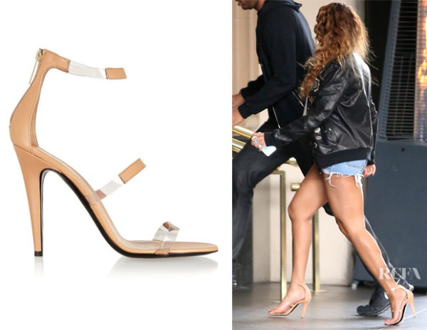 Beyonce-Knowles-Tamara-Mellon-Frontline-Leather-and-PVC-Sandals-600x463